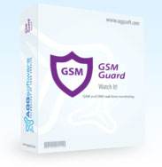 GSM Guard - monitoring solution for GSM, GPRS, RS232 alarm and monitoring systems