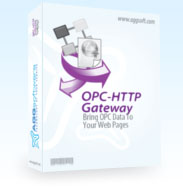 This program implements a simple OPC-HTTP gateway and allows your web server pages to interact with OPC servers (DA1 & DA2) through secure channels. It translates each HTTP(S) request into a corresponding call to an OPC server.