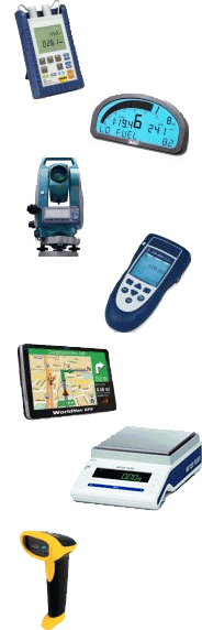 RS232 Data Logger Usages