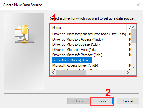 Adding a data source